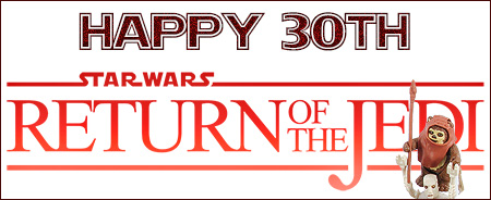 Return of the Jedi 30th Anniversary Tribute