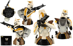 Commander Bly (The Clone Wars) - Gentle Giant