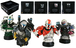 Republic Commando (Limited Edition Collector's Set) - Gentle Giant
