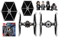 TIE Fighter (9492) - LEGO