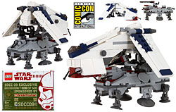 Brickmaster Exclusive (2009 SDCC) - LEGO
