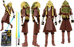 Kit Fisto (CW23) - The Clone Wars