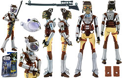 Cato Parasitti (CW37) - The Clone Wars