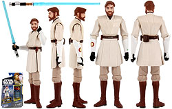 Obi-Wan Kenobi (CW40) - The Clone Wars