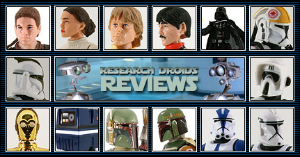Research Droids Reviews