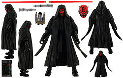 Darth Maul (#02) - The Black Series Six Inch Scale