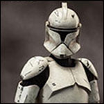 Clone Trooper Deluxe (501st Legion) - Militaries Of Star Wars - 1:6 Scale Figures