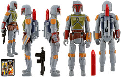 Boba Fett [Rocket Firing] - Gentle Giant Jumbo Vintage Kenner Figure