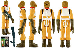 Bossk (Bounty Hunter) - Gentle Giant Jumbo Vintage Kenner Figure