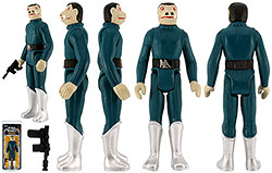 Snaggletooth [Blue] - Gentle Giant Jumbo Vintage Kenner Figure