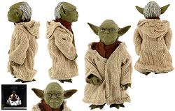 Yoda (Jedi Master) - Sideshow Collectibles Sixth Scale