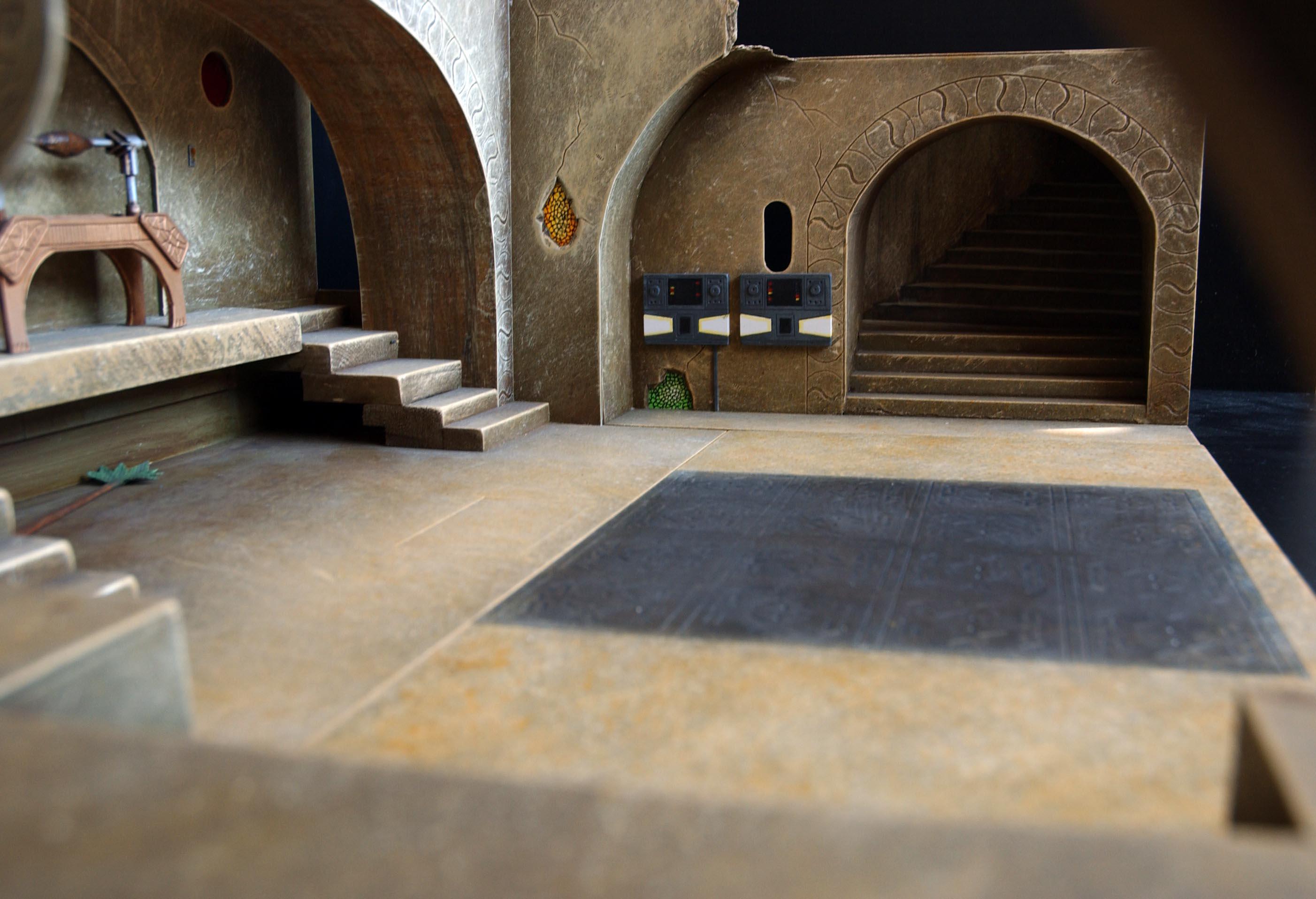 Jedi Temple Arc... Jabba's Palace