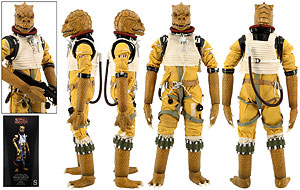 Bossk (Bounty Hunter) - Sideshow Collectibles Sixth Scale Figure