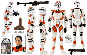 212th Battalion Clone Trooper - Legacy Collection [2] - Basic Figures