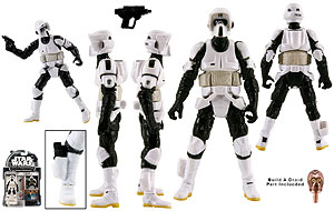 Biker Scout - Legacy Collection [2] - Basic Figures