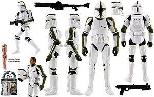 Clone Trooper Sergeant - Legacy Collection [2] - Basic Figures