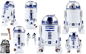 R2-D2 - Legacy Collection [2] - Basic Figures