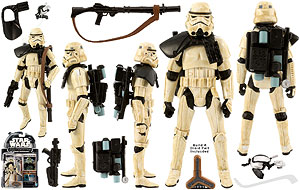 Sandtrooper - Legacy Collection [2] - Basic Figures