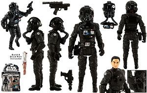 TIE Fighter Pilot - Legacy Collection [2] - Basic Figures