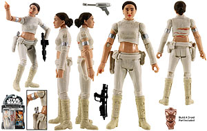 Padmé Amidala - Legacy Collection [2] - Basic Figures