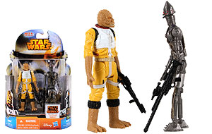 Bossk and IG-88 - Mission Series (MS11)
