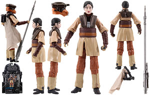Princess Leia Organa (Boushh)  - The Black Series (#17)