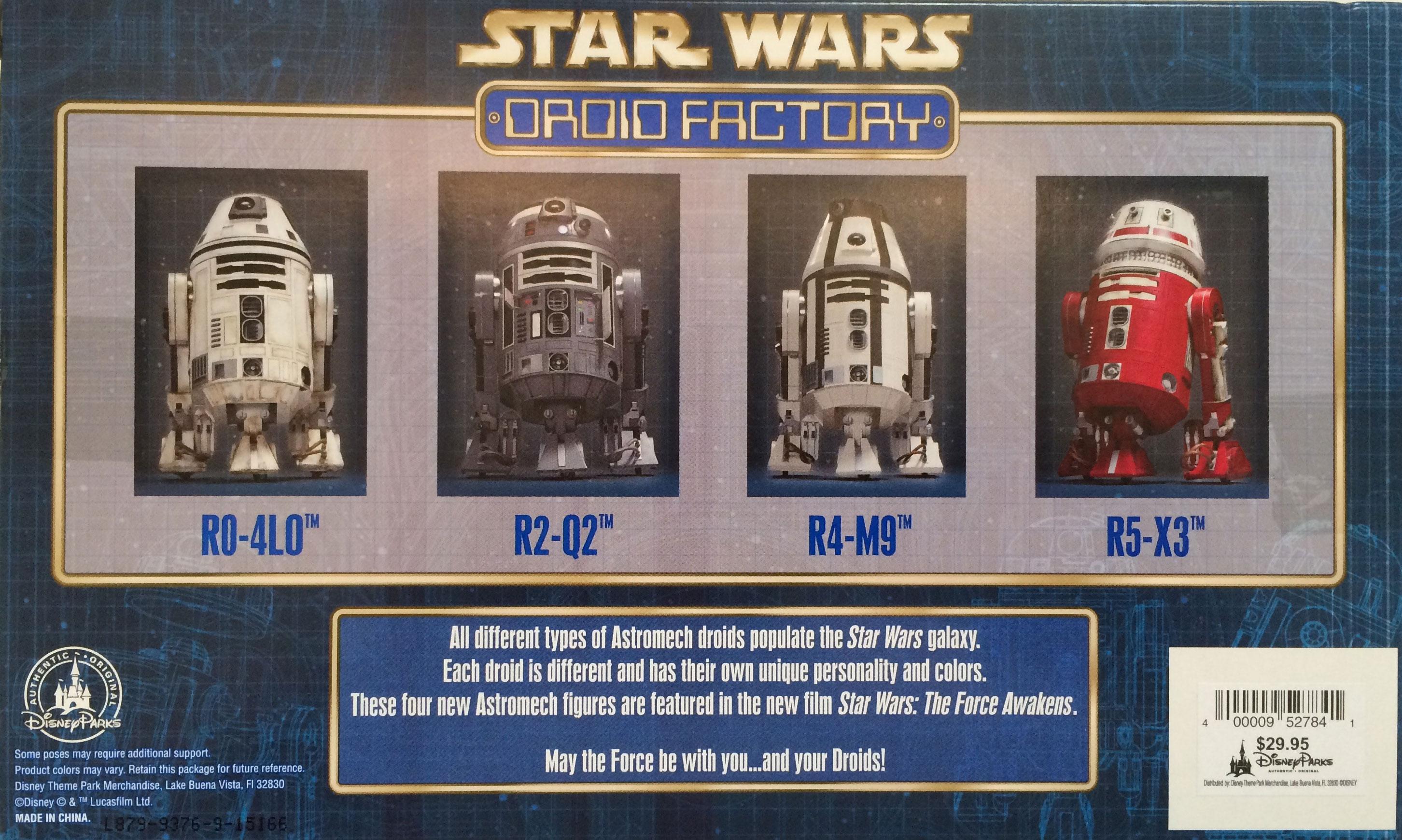how to build an astromech droid