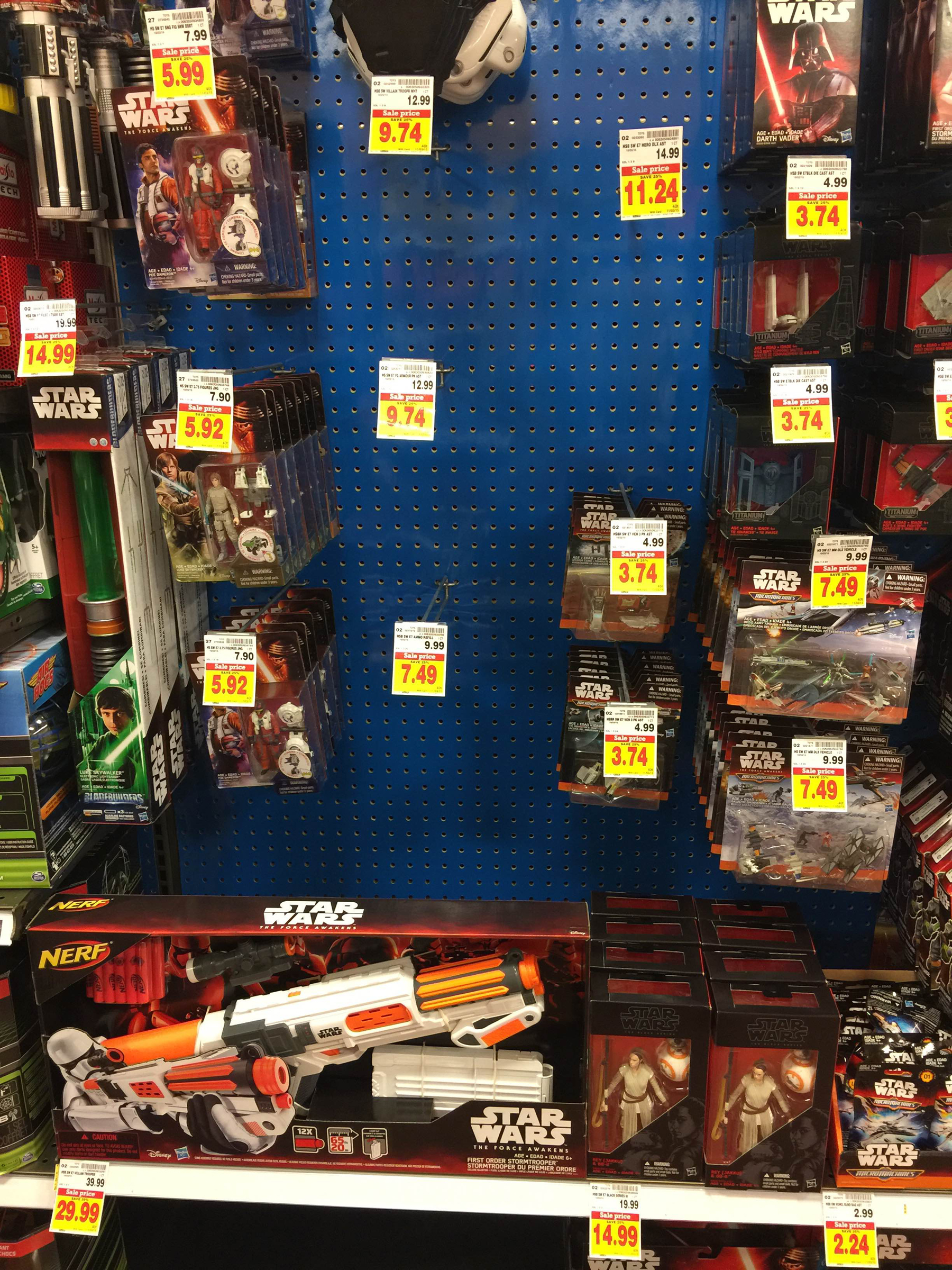 Toys From Kroger : Jedi temple archives news kroger running off star