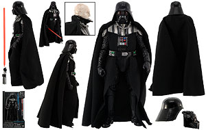 Darth Vader (#02) - Six Inch - The Black Series [Phase II]