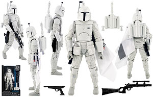 Boba Fett (Prototype Armor) - Six Inch - The Black Series [Phase II]