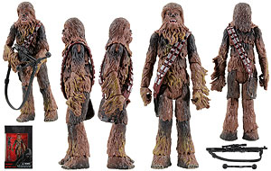 Chewbacca - The Black Series - Walmart Exclusive