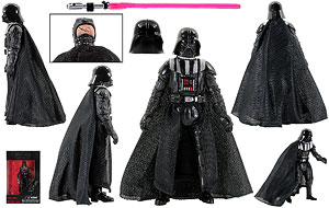 Darth Vader - The Black Series - Walmart Exclusive