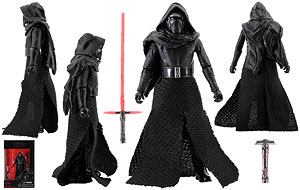 Kylo Ren - The Black Series 3.75