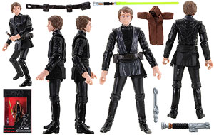 Luke Skywalker - The Black Series - Walmart Exclusive