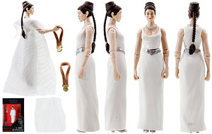 "Princess Leia Organa - The Black Series 3.75"" - Walmart Exclusive"