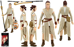 Rey (Jakku) & BB-8 (02) - The Black Series - Six Inch