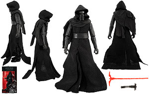 Kylo Ren (03) - The Black Series - Six Inch