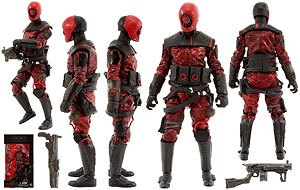 Guavian Enforcer (08) - The Black Series - 6 Inch
