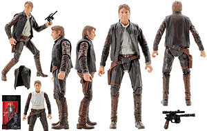 Han Solo (18) - The Black Series - Six Inch