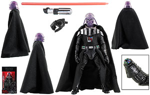 Darth Vader (Emperor's Wrath) - The Black Series - Six Inch