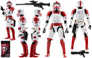 Imperial Shock Trooper (Battlefront) - The Black Series - Six Inch