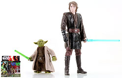 Anakin Skywalker/Yoda - The Force Awakens - 2-packs