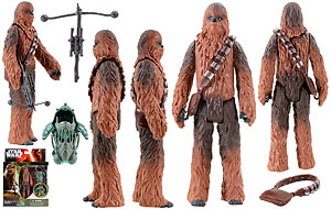 Chewbacca - Armor Up - The Force Awakens