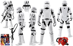 First Order Flametrooper - The Force Awakens - Armor Up