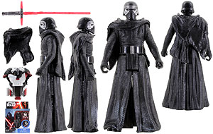 Kylo Ren - Armor Up - The Force Awakens