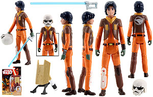 Ezra Bridger - Build A Weapon - The Force Awakens