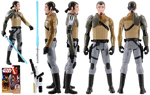 Kanan Jarrus - The Force Awakens - Build A Weapon