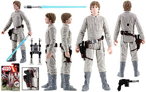 Luke Skywalker - The Force Awakens - Build A Weapon