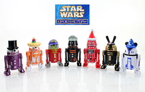 Disney Parks 2015 Collection – Droid Factory