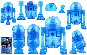 Holographic R2-D2 - Disney Parks - Droid Factory